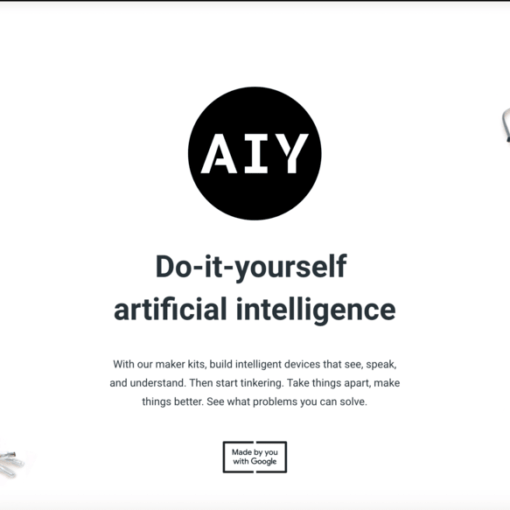 Project AIY